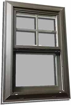 Bronze Window